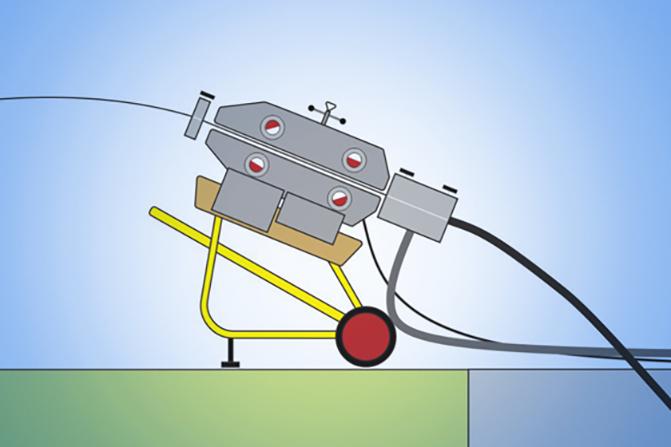 Оптическое Решение с Вдуваемым Волокном